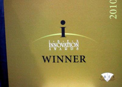 IBEX-award-sign