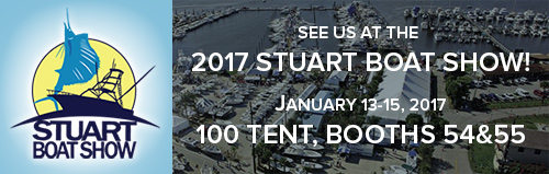See Mate Series at the 2017 Stuart Boat Show!